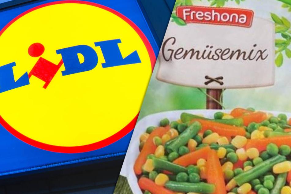 Listerien-verseuchtes Gemüse bei Lidl!
