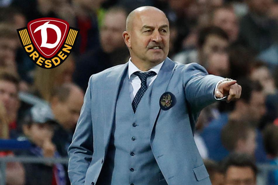 """Legende Tschertschessow: """"Stark, was Dynamo leistet"""""""