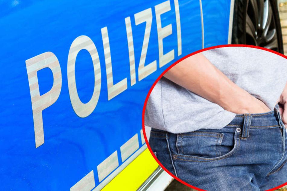 Was den Mann im Polizeiauto so erregt hat, ist nicht bekannt (Symbolfoto)