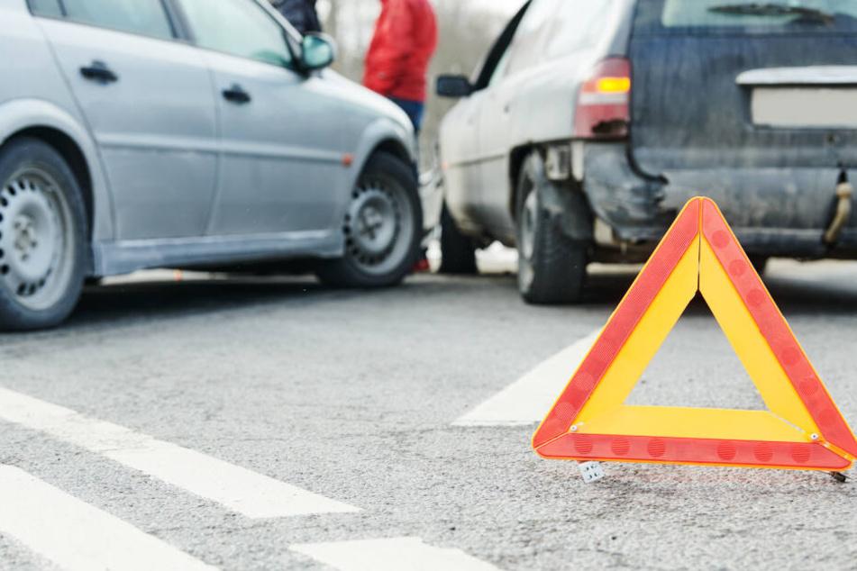 In Ehrenfeld und Bilderstöckchen kam es am Dienstag zu zwei Unfällen. (Symbolbild)