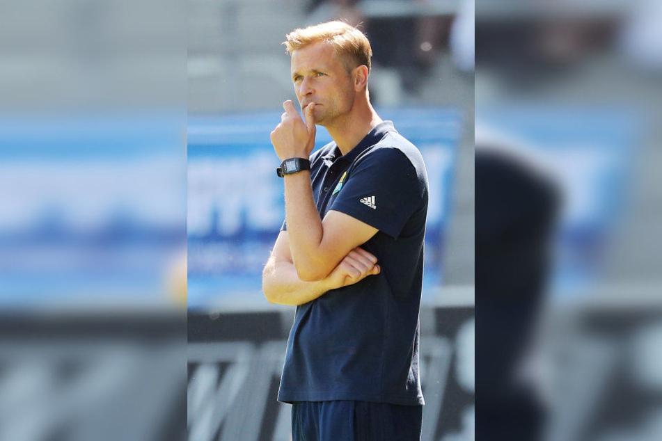 CFC-Coach David Bergner zieht Bilanz.
