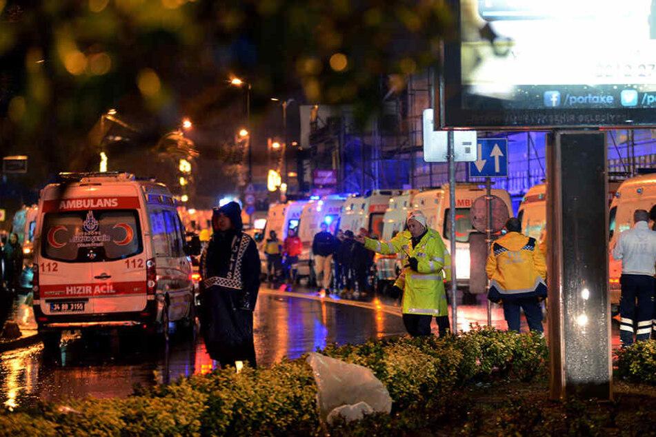Bei einem Terrorangriff in der Türkei sind mindestens 39 Menschen gestorben.