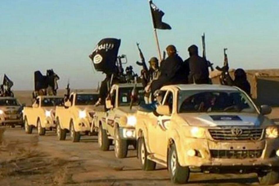 Im Irak wollte sich Fatmia M. dem Islamischen Staat anschließen. (Symbolbild)