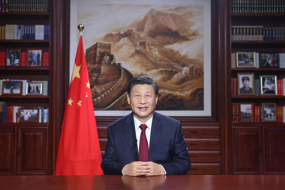 Chinas Präsident Xi Jinping (67) ist seit sieben Jahren an der Macht. Kritik sieht der Mann nicht gern.
