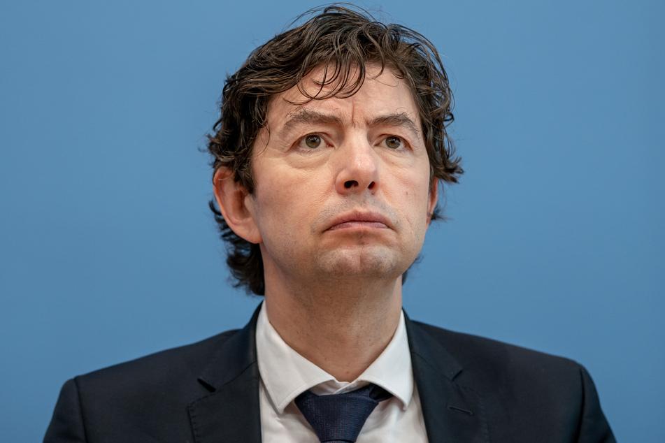 Der Berliner Virologe Christian Drosten (48).