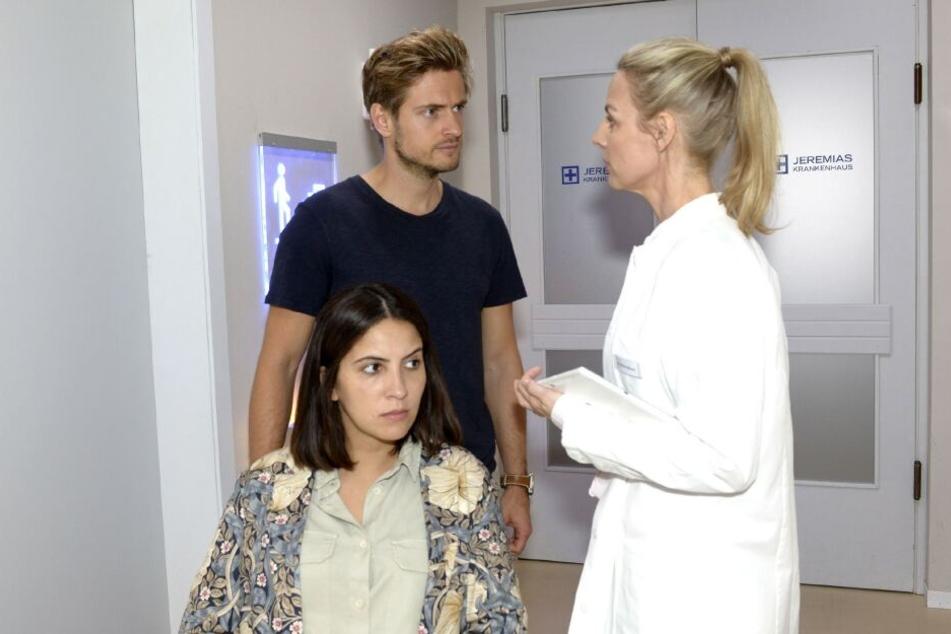 Philip ahnt nicht, dass im Krankenhaus eine Intrige gegen ihn gesponnen wird.