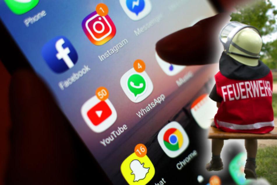 WhatsApp und kleiner Junge (7) retten Rentner das Leben