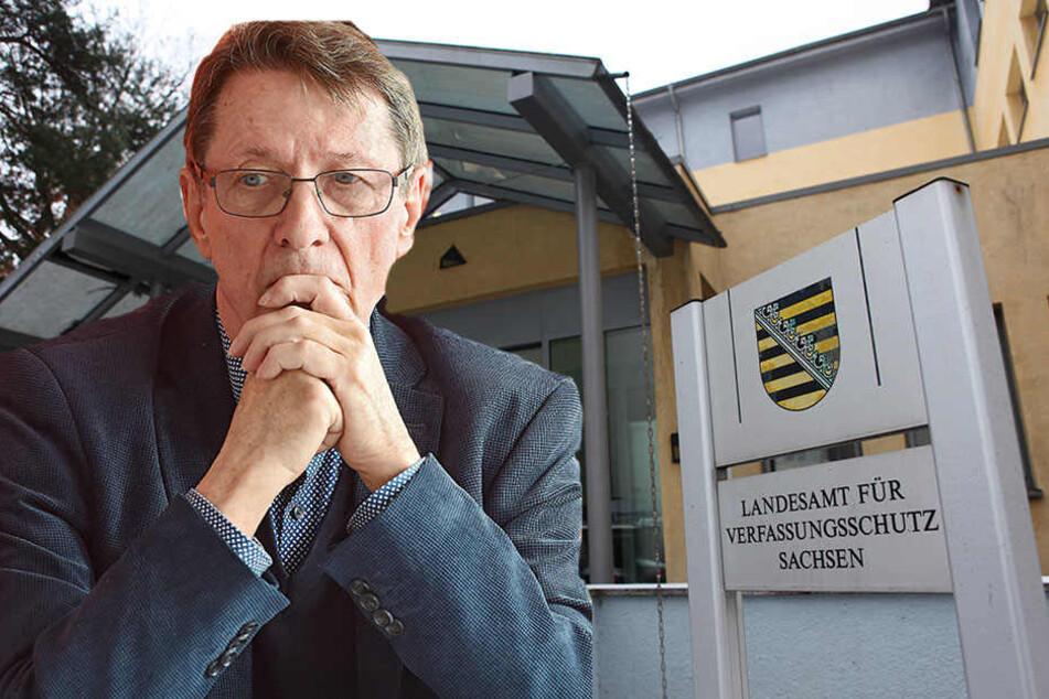 SPD fordert mehr Kontrolle des Verfassungsschutzes
