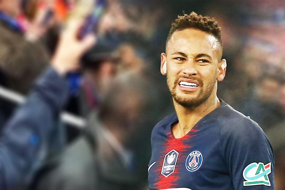 Fan attackiert: Neymar nach Ausraster zu harter Strafe verurteilt!