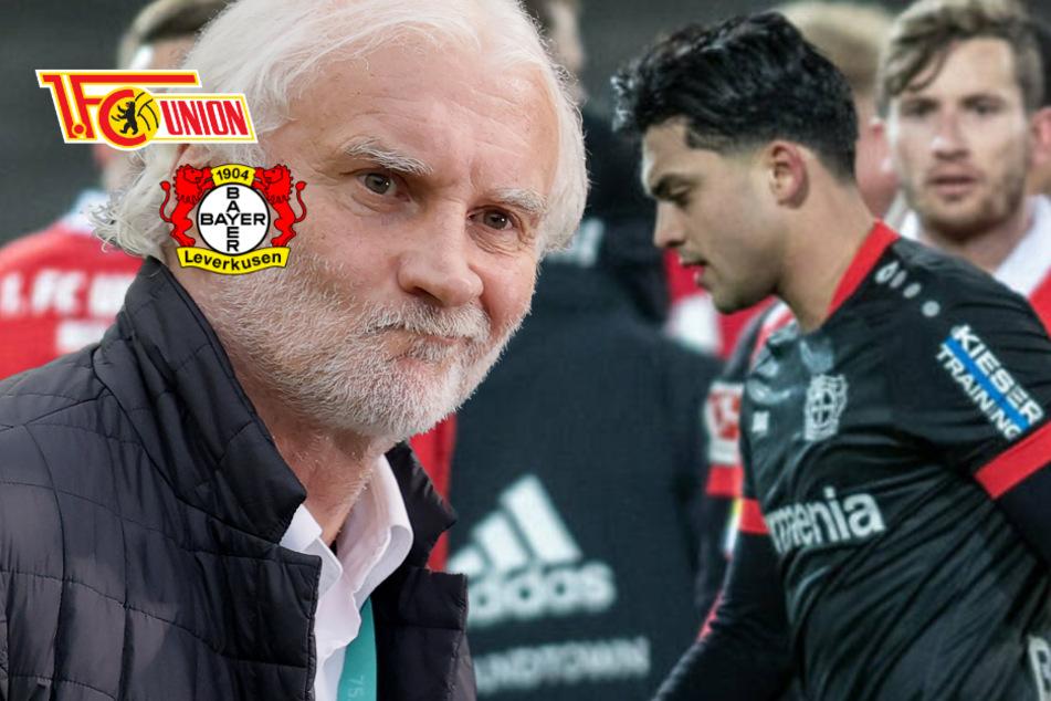 """Rassismus-Diskussion um Hübner und Amiri ist für Rudi Völler """"erledigt"""""""