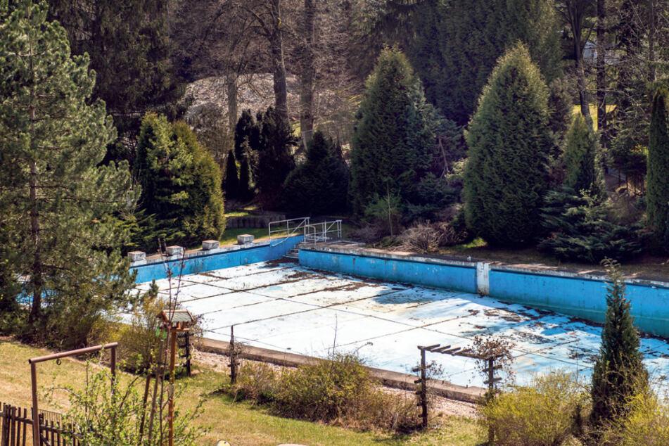 Konzept bald fertig: Auch bei den Planungen um das Sommerbad Erfenschlag gibt es Fortschritte.