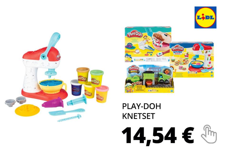 PLAY-DOH Knetset