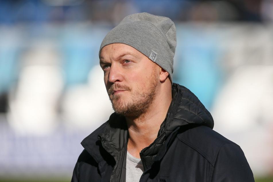 Sportdirektor Armin Causevic.