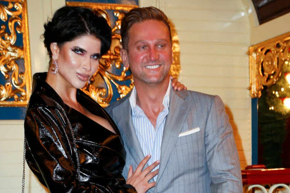 Micaela Schäfer und Adriano Hess sind erst seit kurzem ein Paar.