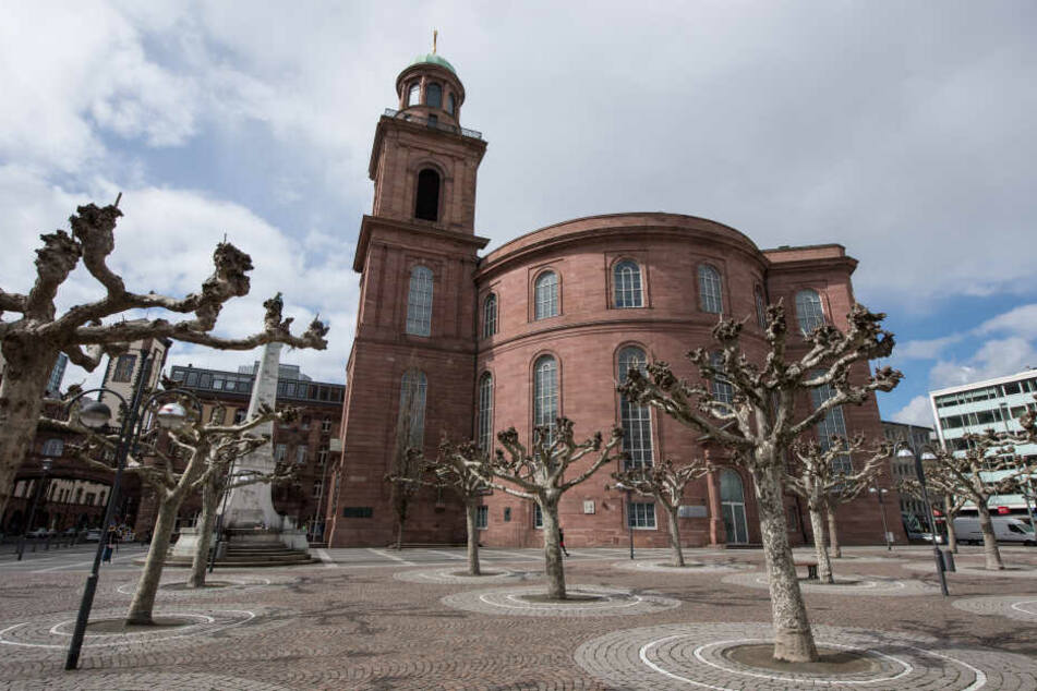 #Weremember: Frankfurter Paulskirche gedenkt der Nazi-Opfer