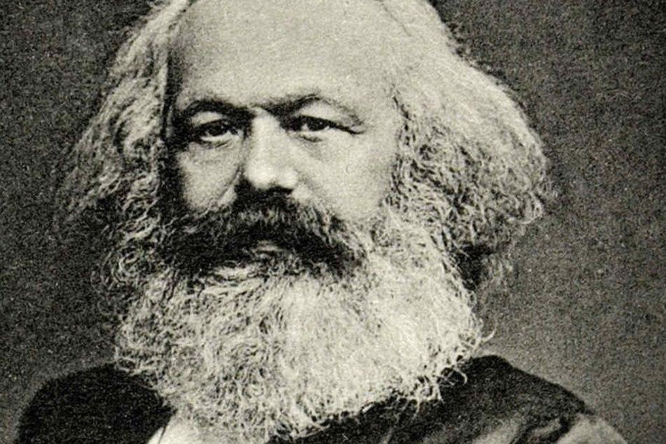 Die öffentlich -rechtlichen Mediatheken sind momentan gefüllt mit Dokus und Talks zu Karl Marx.