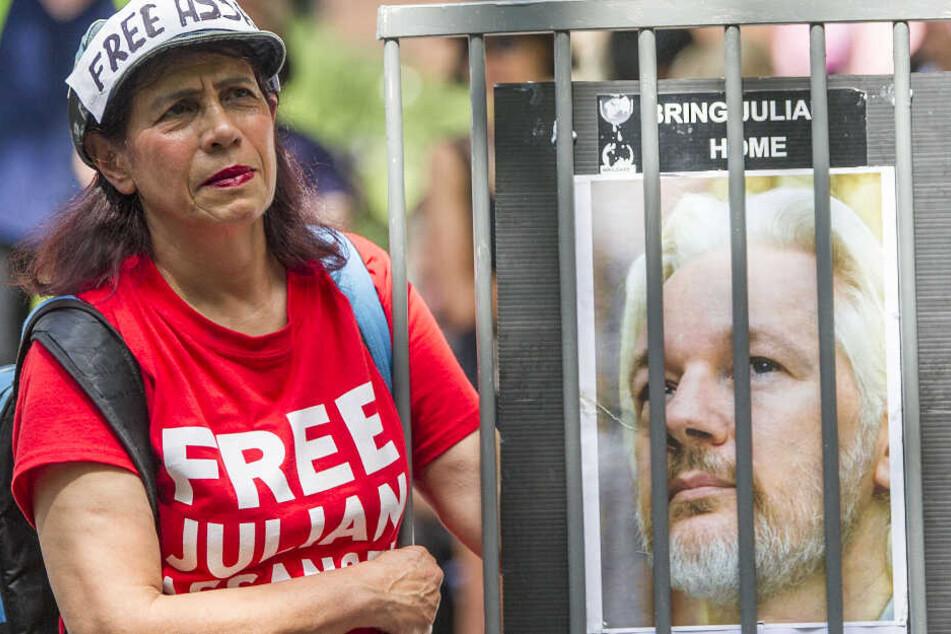 Will US-Anwalt WikiLeaks-Gründer Assange fertigmachen?