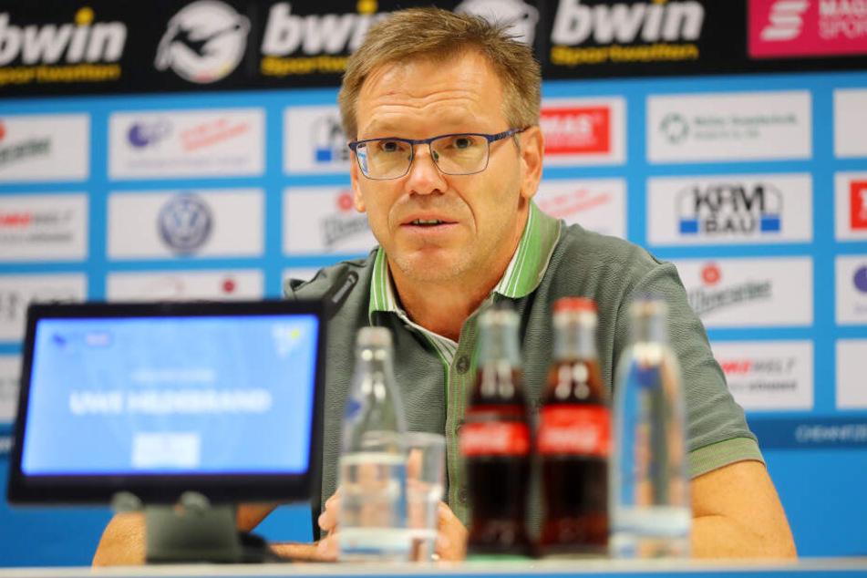 CFC-Geschäftsführer Uwe Hildebrand möchte in den Aufsichtsrat wechseln.