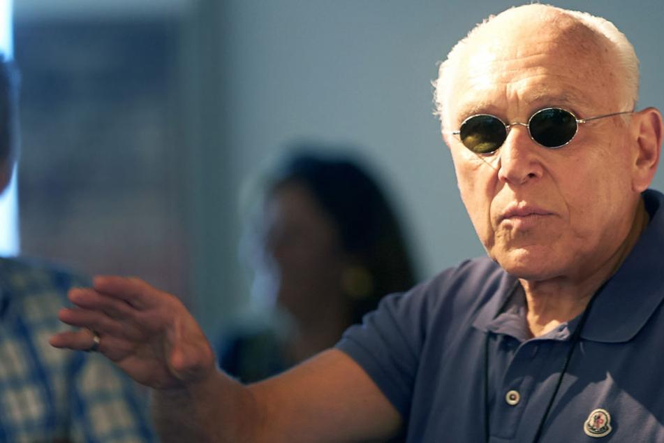 """Marek Lieberberg (71) stand nach seinen Äußerungen bei der """"Rock am Ring""""-Pressekonferenz mächtig in der Kritik."""