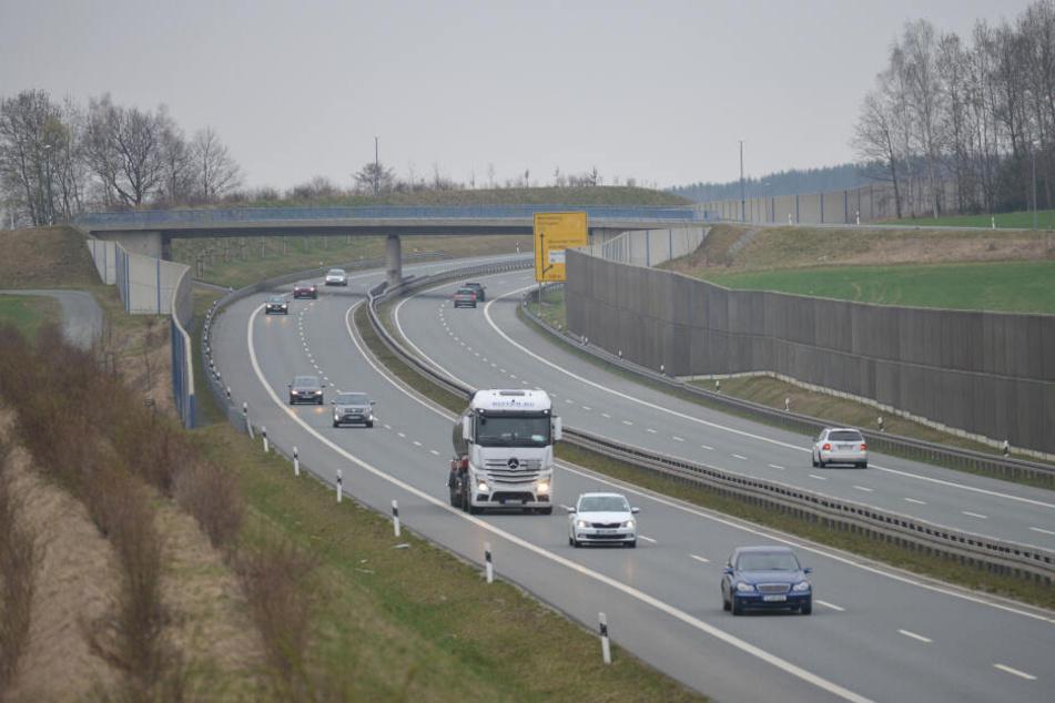 Umstrittener Lärmschutz: Die CDU fordert jetzt auf einem Teilstück der B174 Tempo 50.