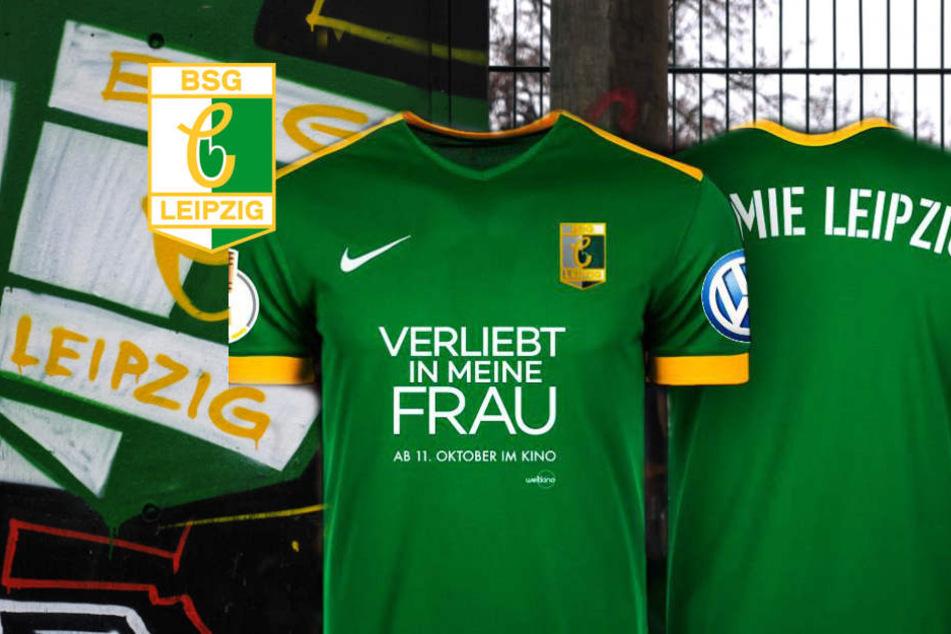 Mit Sondertrikot im DFB-Pokal: Chemie will Regensburg rauskegeln