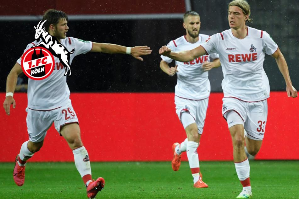 1. FC Köln will beim Pokal-Auftakt endlich wieder jubeln