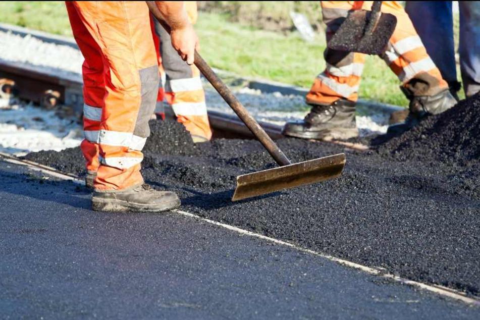 In Bielefeld werden erneut einige Straßenarbeiten verrichtet. (Symbolbild)