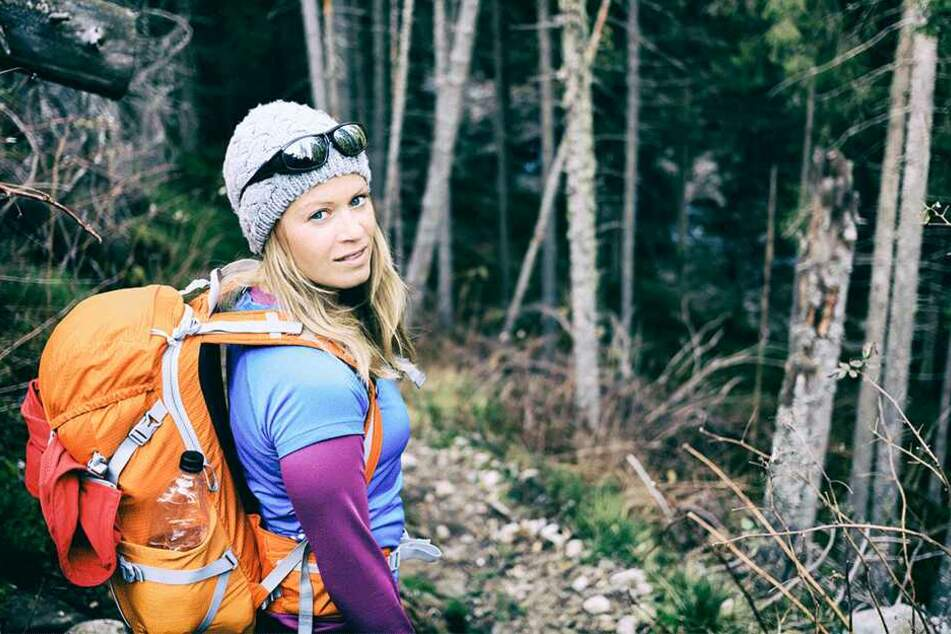 Für Naturfreunde kann ein Spaziergang im sächsischen Wald derzeit recht gefährlich sein. Man unterschätzt die Gefahren.