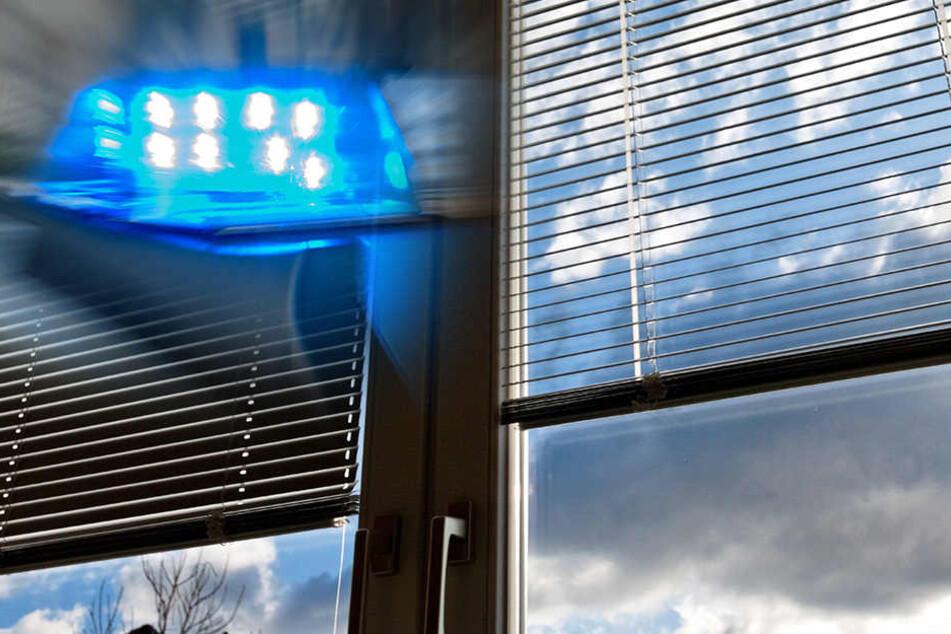 Die Dresdner Polizei hat auf der Bautzner Straße einen Exhibitionisten festgenommen. (Bildmontage)