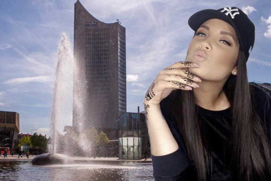 """Janine Pink (31) soll eine der Rollen in der neuen Reality-Soap """"Leben.Lieben.Leipzig"""" bekommen, die wohl ab Ende Juli in Leipzig gedreht wird."""