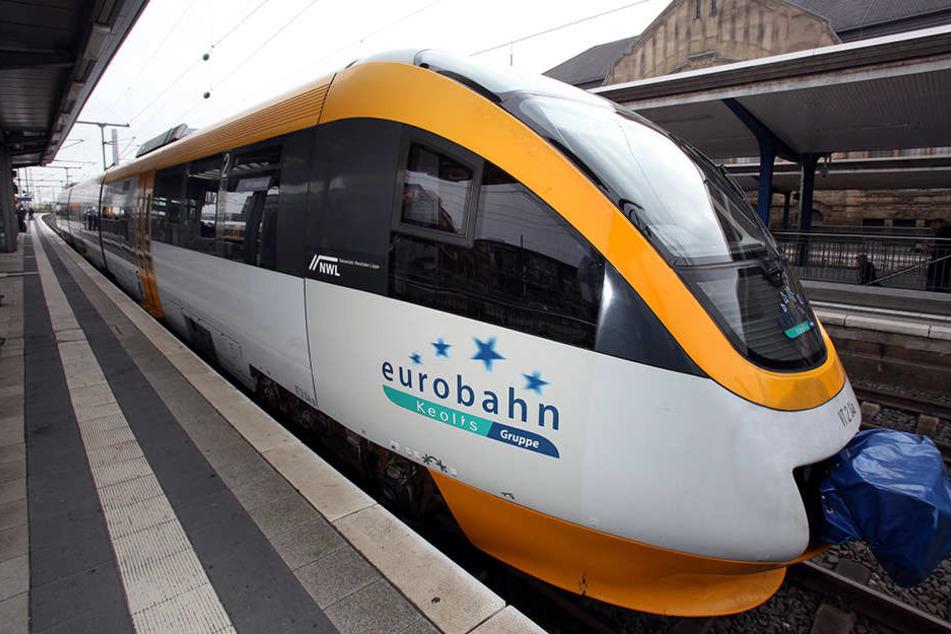 Trotz neuer Mitarbeiter streicht die Eurobahn Züge.