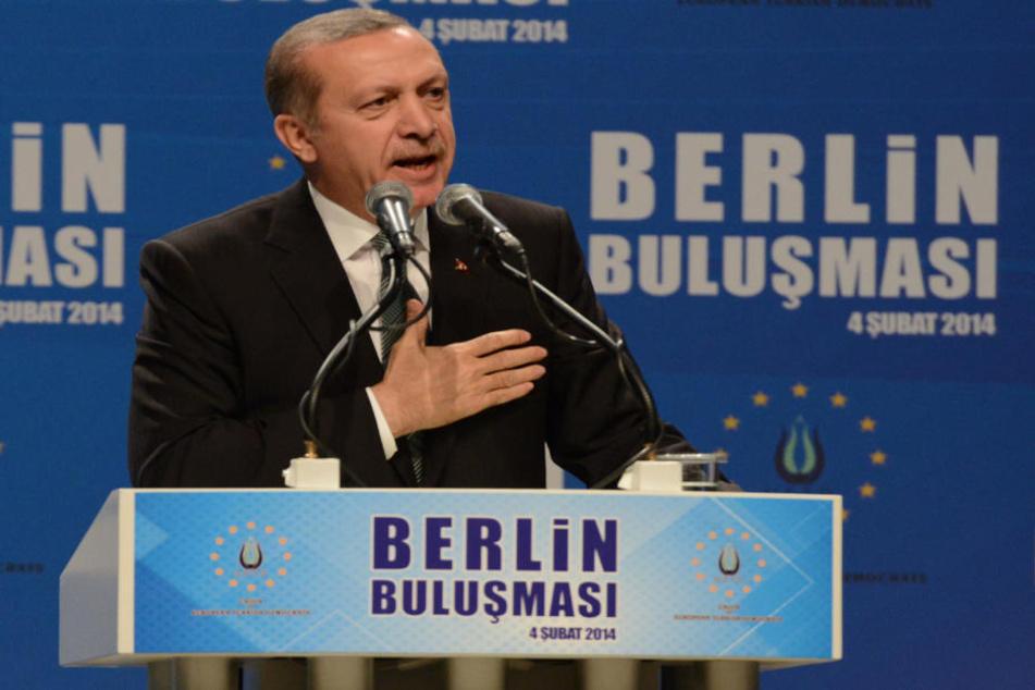 Nur knappe Mehrheit: Erdogan in Berlin weniger beliebt