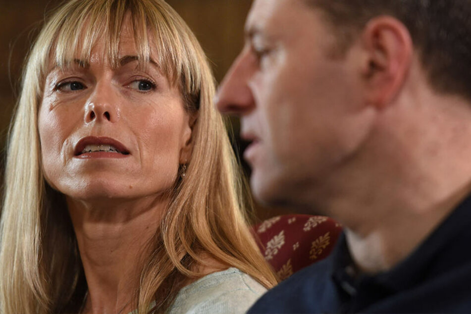 Kate und Gerry McCadden geben die Hoffnung nicht auf, dass der Fall eines Tages aufgeklärt wird.