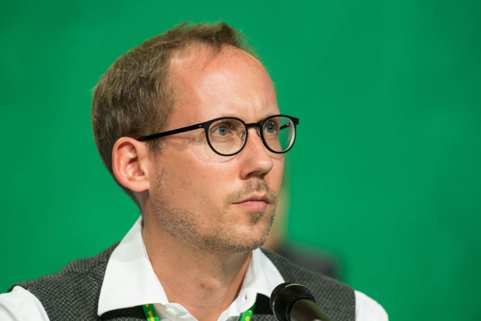 Kai Klose, Hessens Grünen-Chef, sieht sich selbst noch als Optimist unter den Grünen.
