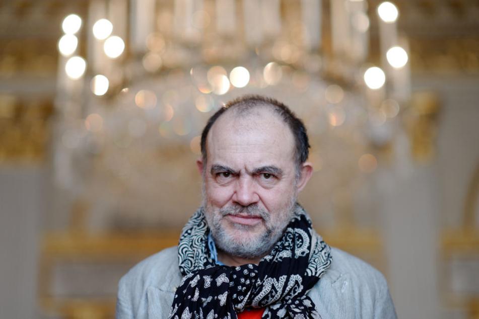 Die geheime Leidenschaft von Modeschöpfer Christian Lacroix ist das Theater.