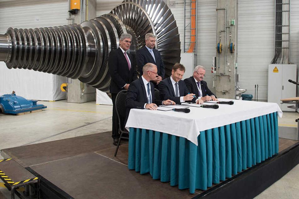 Siemens, der Freistaat und die Fraunhofer-Gesellschaft wollen einen Innovationscampus auf dem Werksgelände schaffen.