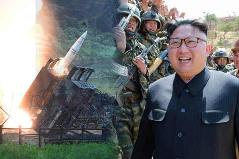 Geheimsitzung im Bundestag BND warnt vor Raketen aus Nordkorea