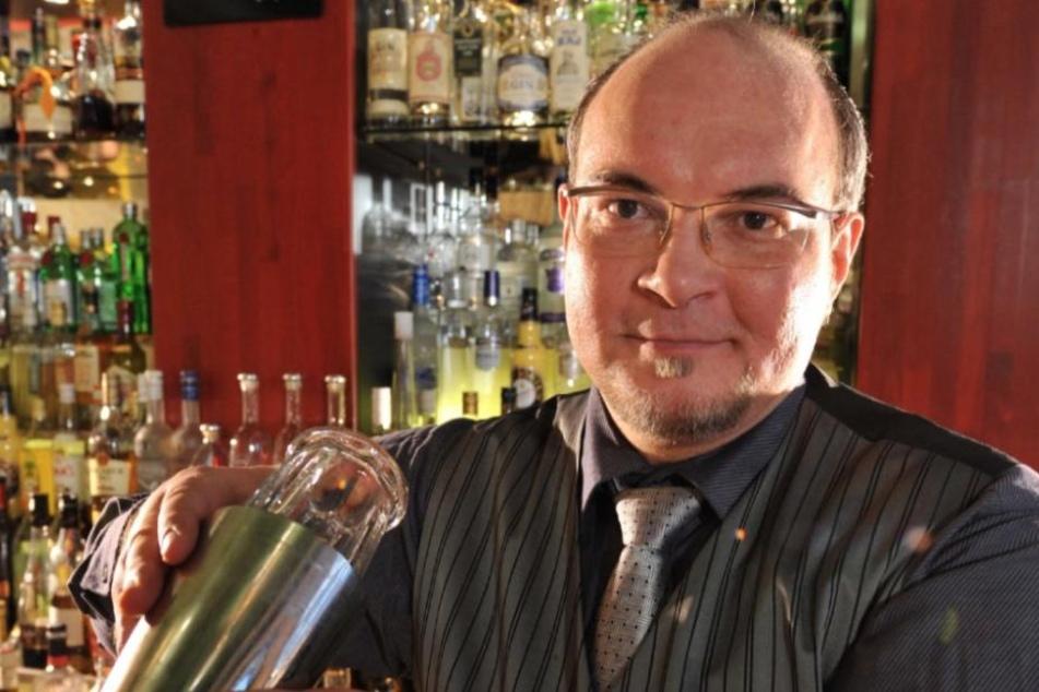 Torsten Spuhn ist Deutschlands bester Barkeeper