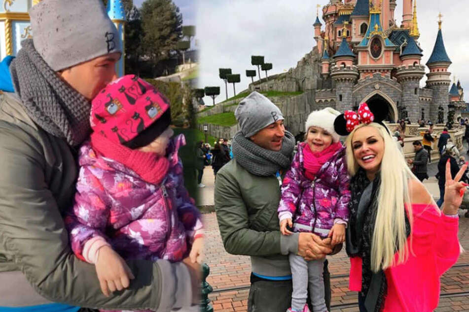 Im Disneyland! Daniela Katzenberger macht Minnie Maus Konkurrenz