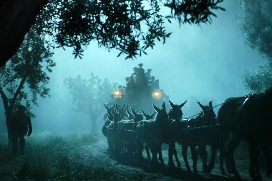 Düster und magisch: Der erste Trailer versprüht eine zauberhafte Stimmung.