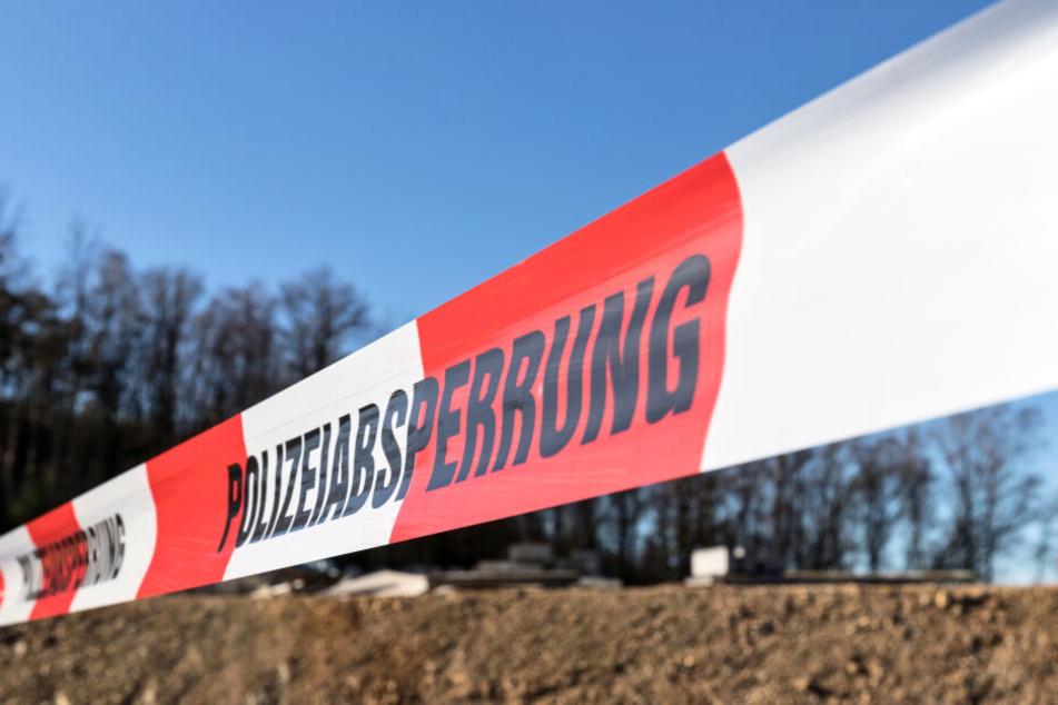 In Rötha im Landkreis Leipzig wurde vermutlich eine Bombe gefunden. (Symbolbild)