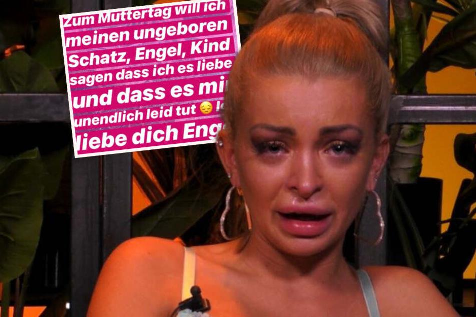 """""""Mein ungeborener Schatz"""": Trauriges Posting zum Muttertag ..."""