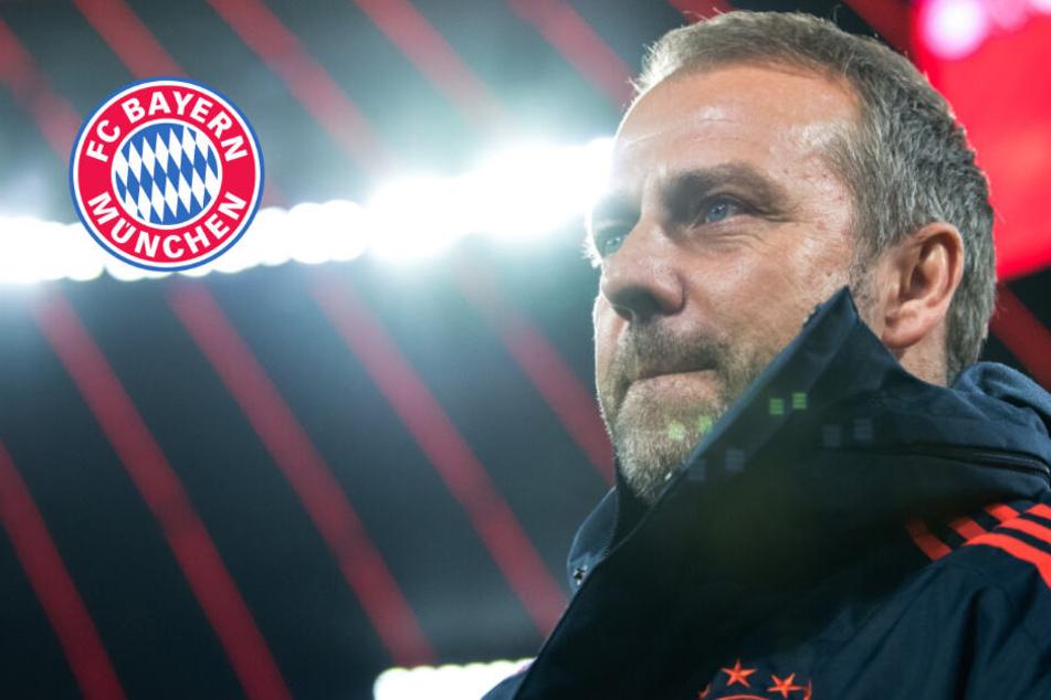 FC Bayern: Bleibt Flick bis zum Saisonende, kommt ten Hag im Sommer?