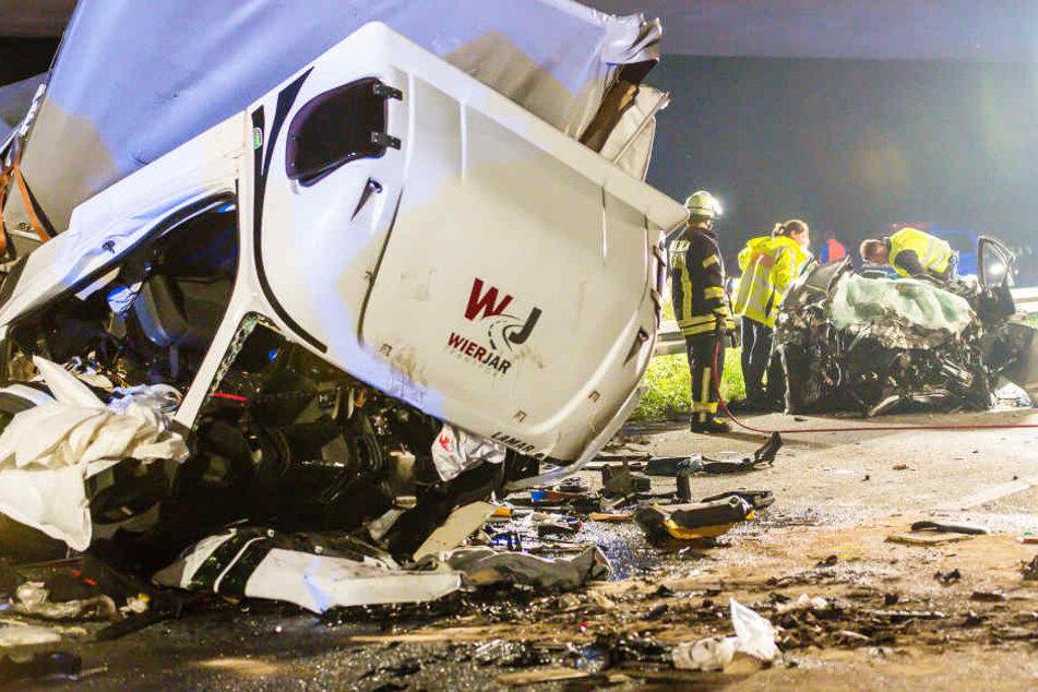 Verlief der Geisterfahrer-Crash doch ganz anders?