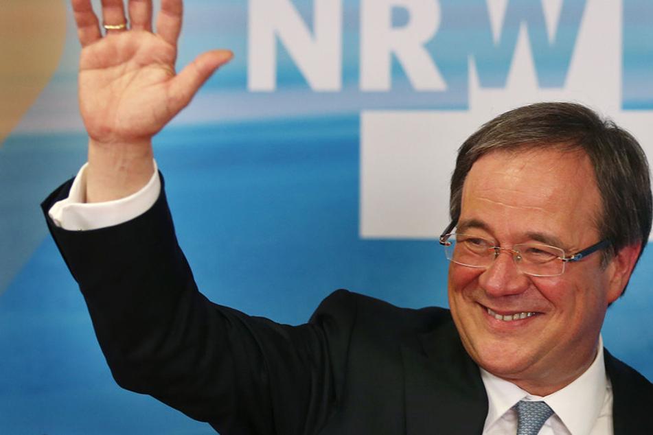 CDU gewinnt in NRW: Das sagt Deutschland zum Laschet-Sieg