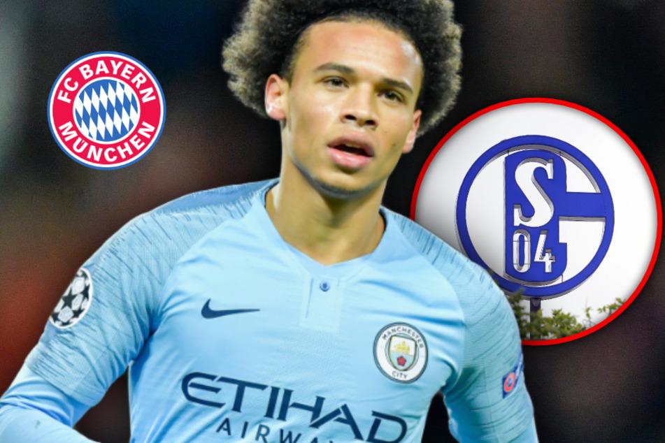 FC Bayern pokert um Leroy Sané, auch Schalke 04 könnte richtig profitieren