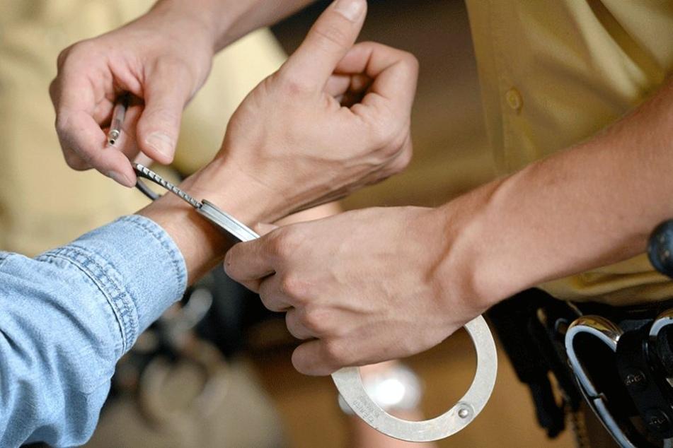 Die Verhaftung bewahrten den Tatverdächtigen vor der Rache seines Opfers.