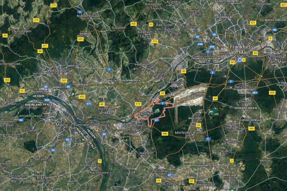Der Flugbegleiter aus Vietnam hatte die Tasche in Raunheim verloren.
