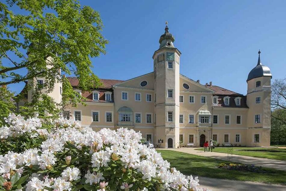 Dank der Ehrenamtler kann das Schloss Hermsdorf aber wieder genutzt werden.