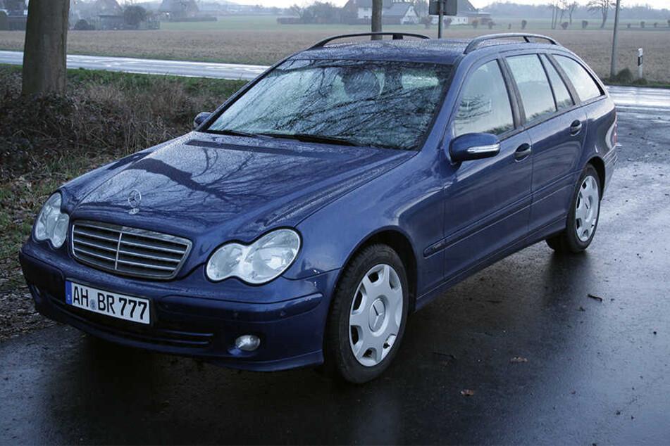 Mit diesem Auto soll Daniel B. mit seinem Neffen unterwegs gewesen sein.